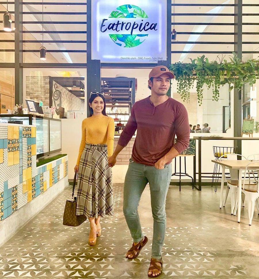 Zara Zya dan Hafreez Adam